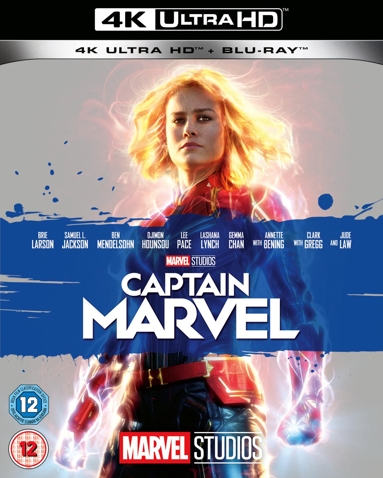 Captain Marvel - 1