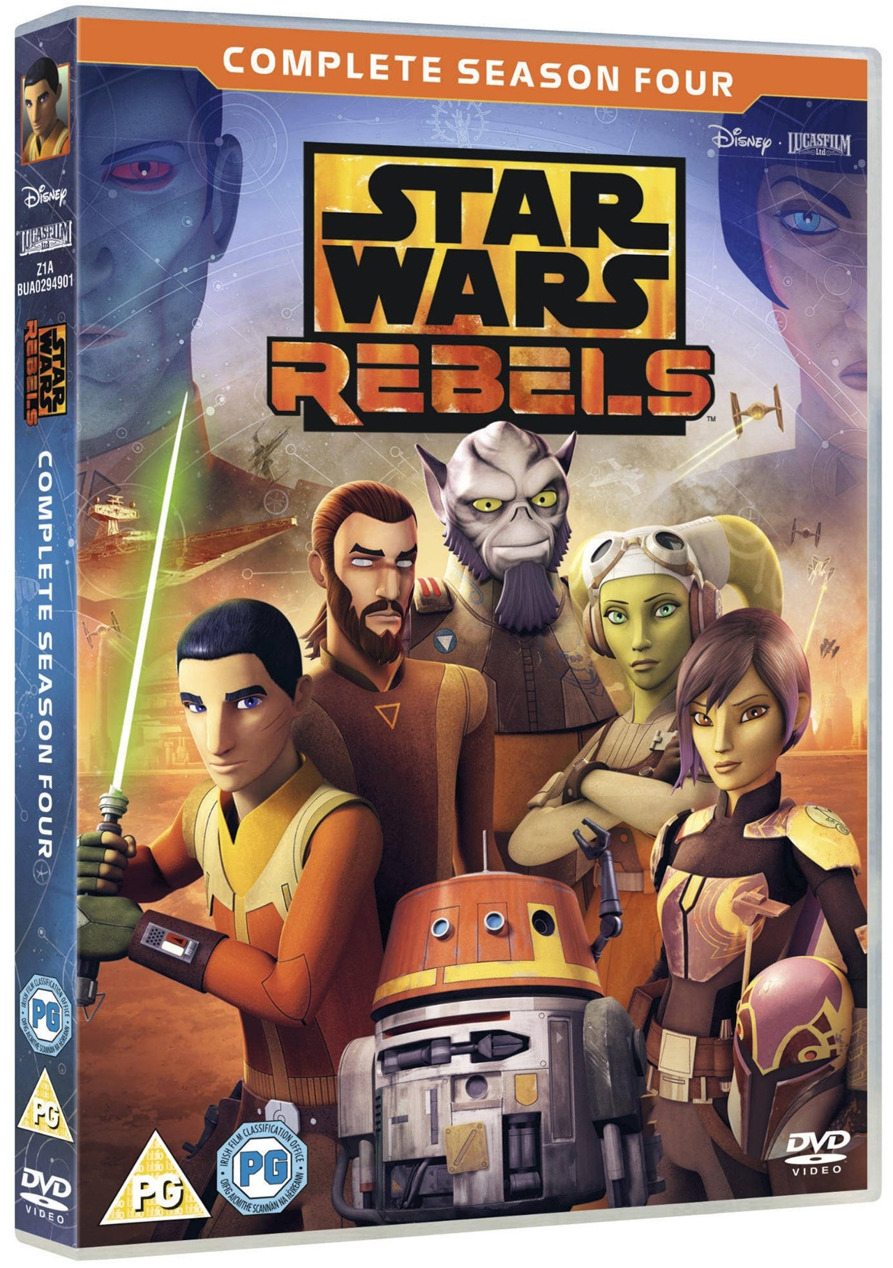 Star Wars Rebels: Complete Season 4 - 2