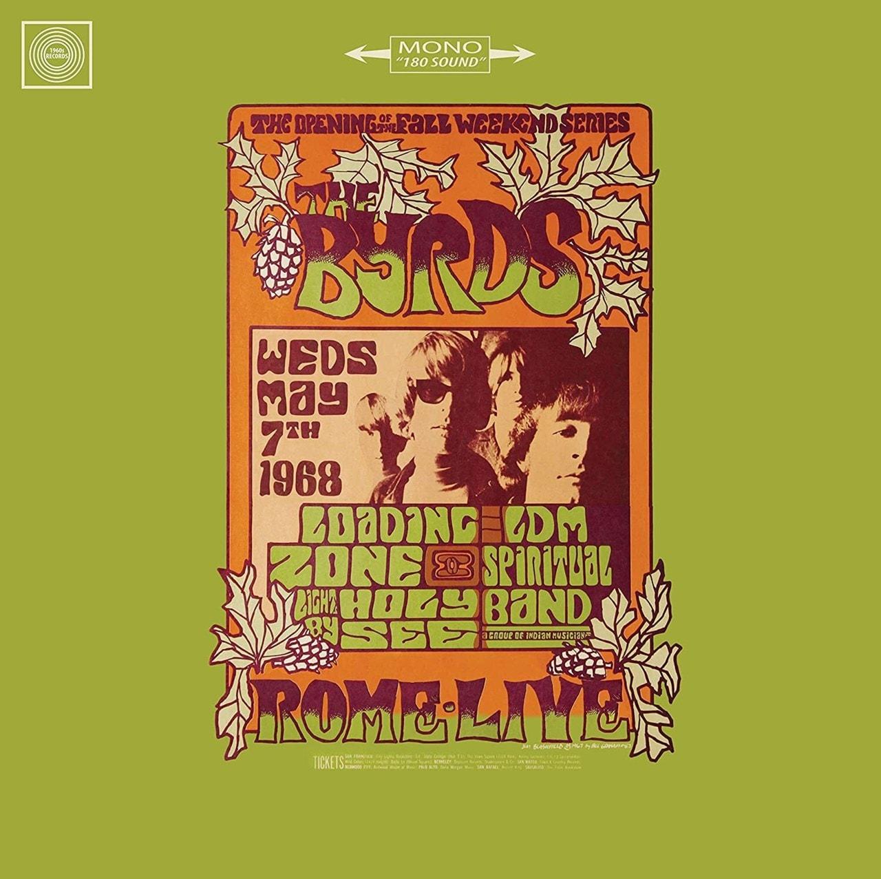 Live in Rome 1968 - 1