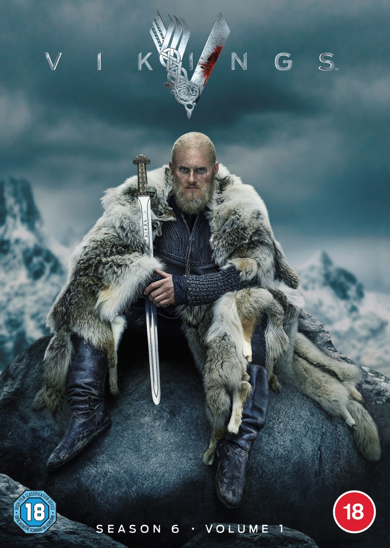 Vikings: Season 6 - Volume 1 - 1