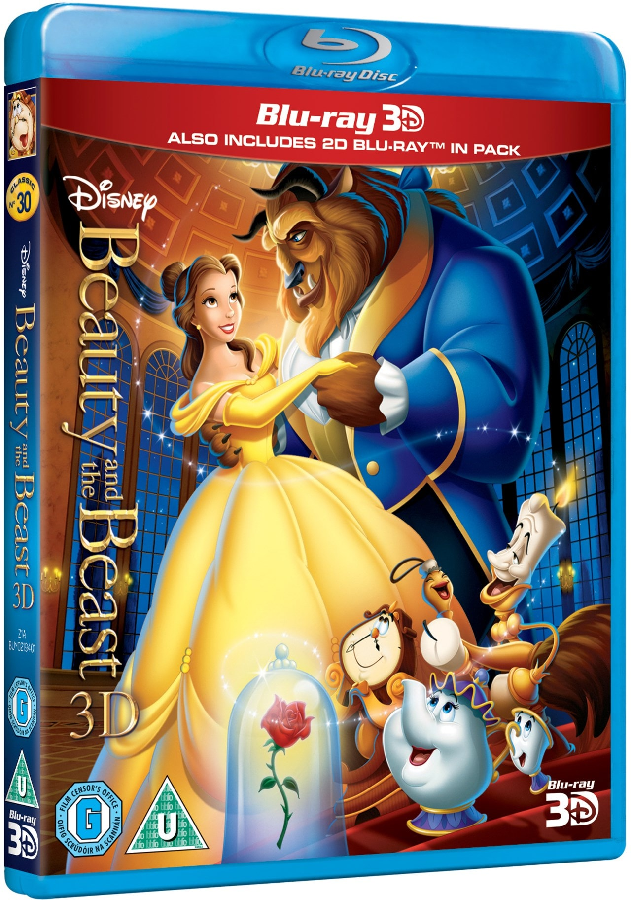Beauty and the Beast (Disney) - 4