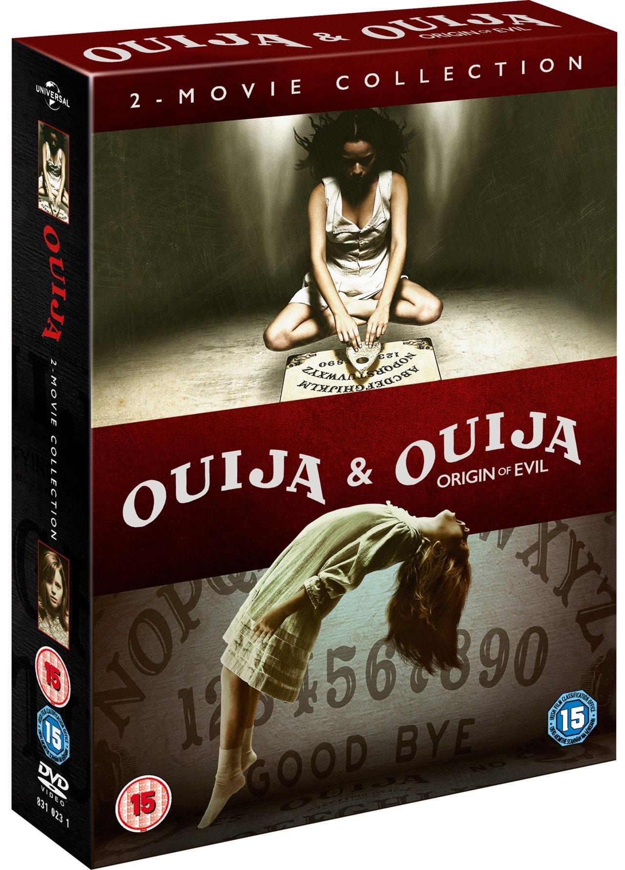 Ouija & Ouija: Origin of Evil - 2