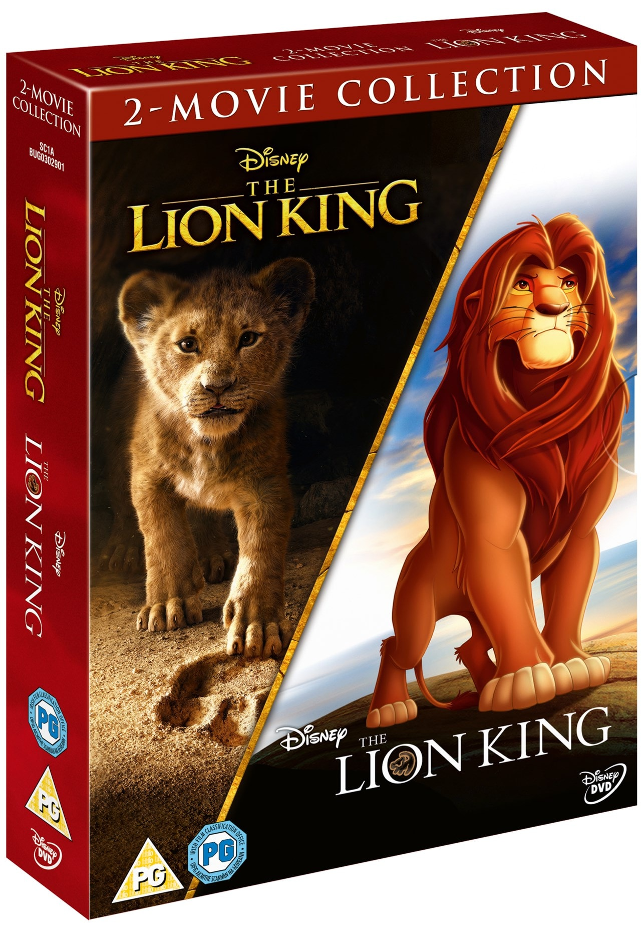 The Lion King: 2-movie Collection - 2