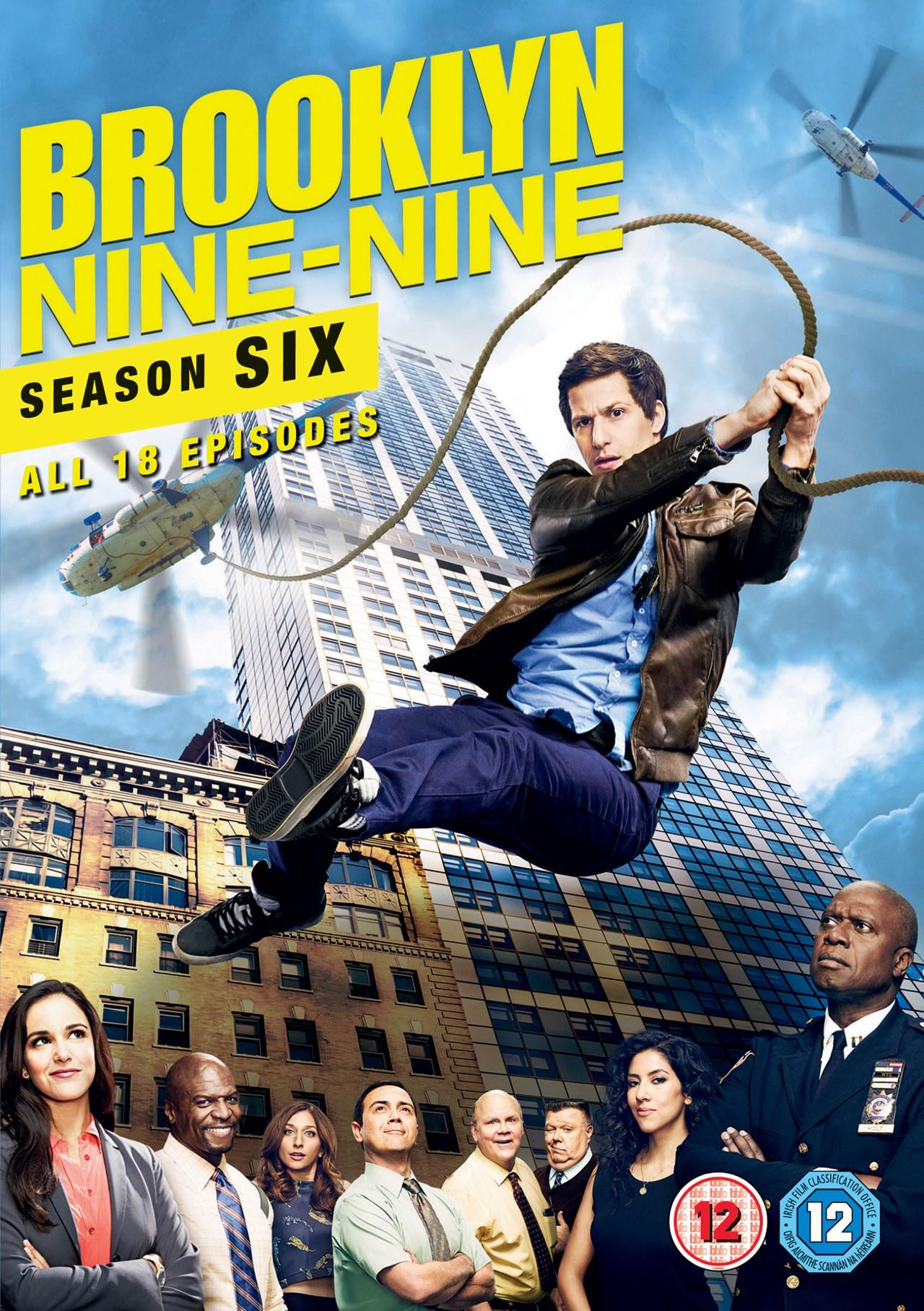 Brooklyn Nine-Nine: Season Six - 1