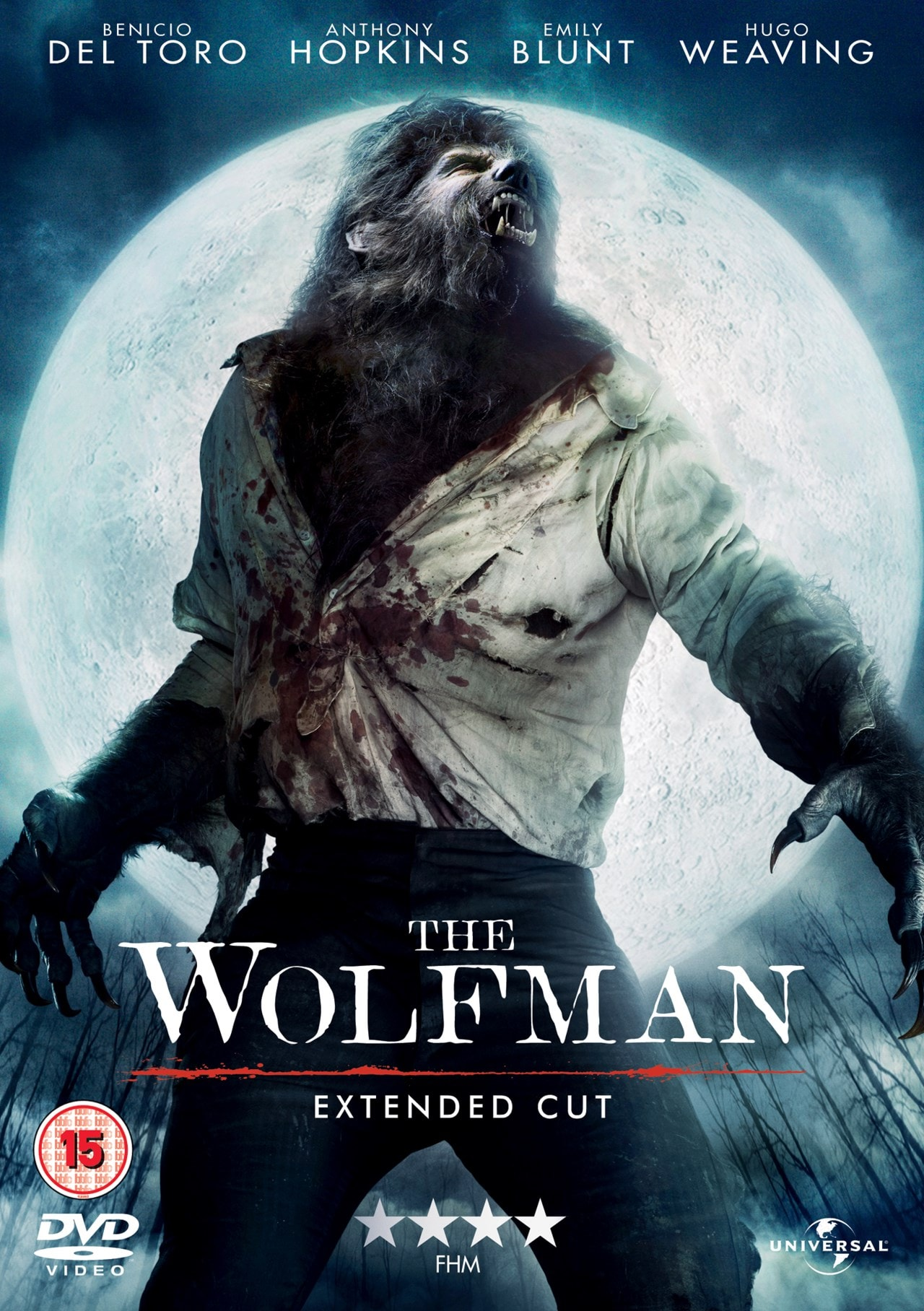 The Wolfman - 1