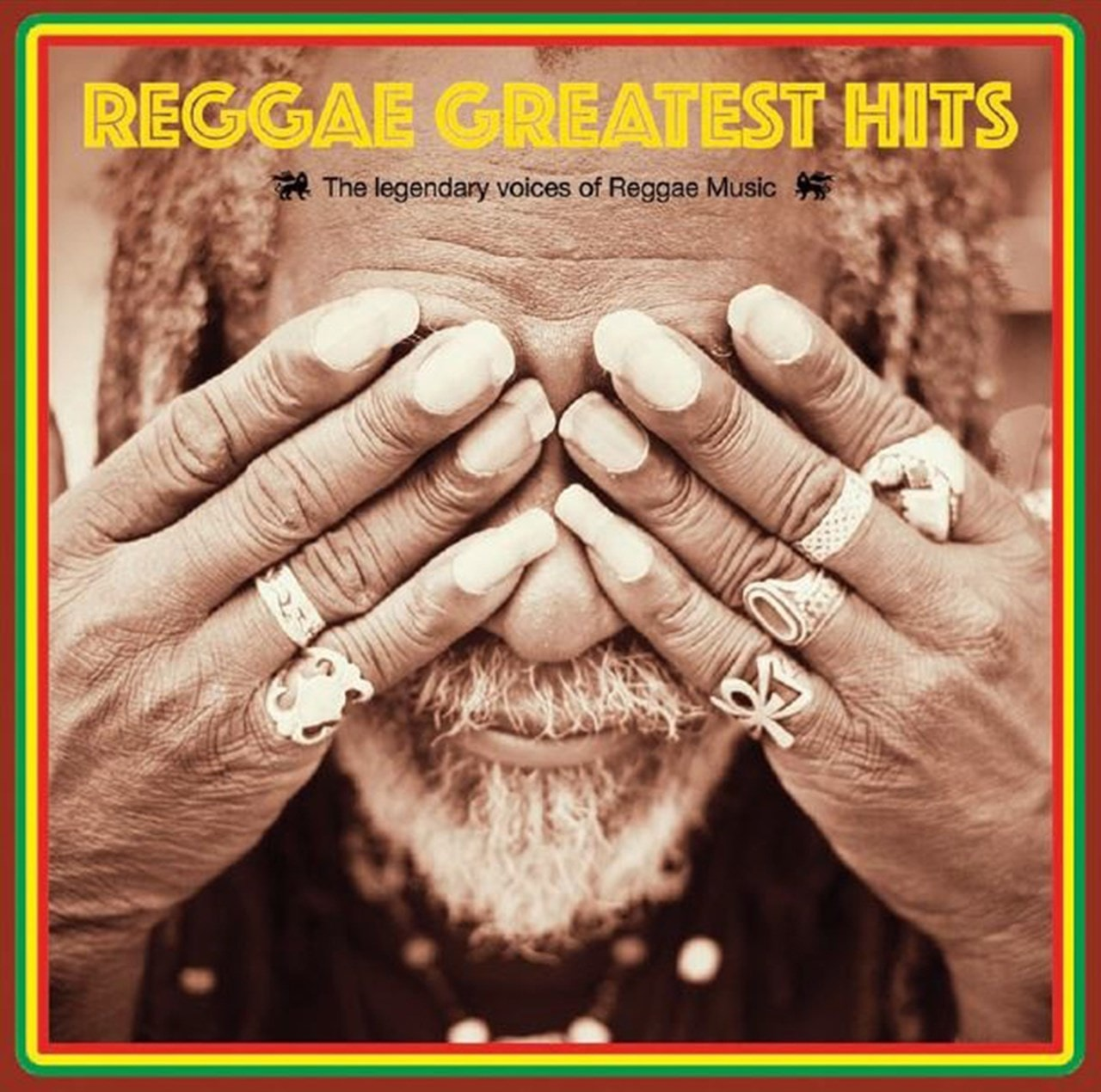 Reggae Greatest Hits: The Legendary Voices of Reggae Music - 1
