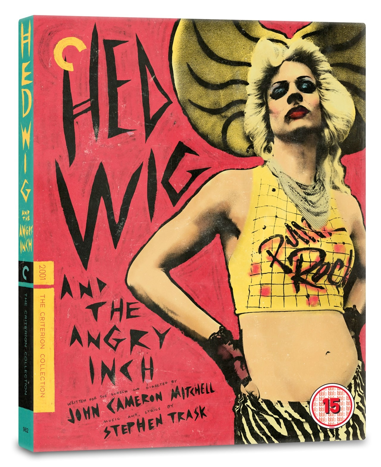 Hedwig and the Angry Inch - The Criterion Collection - 2