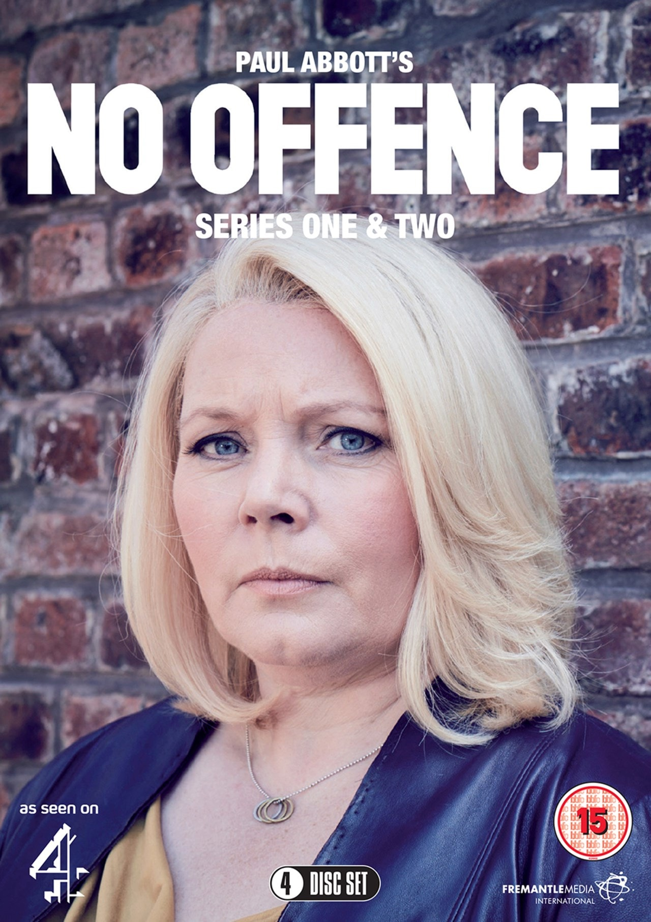 No Offence: Series 1 & 2 - 1
