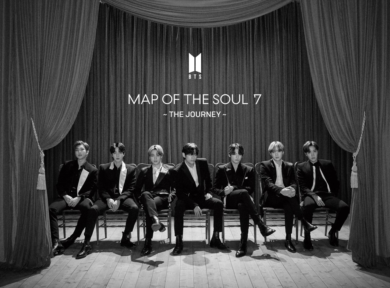 MAP of the SOUL: 7 - The Journey (Limited Edition A) - 1