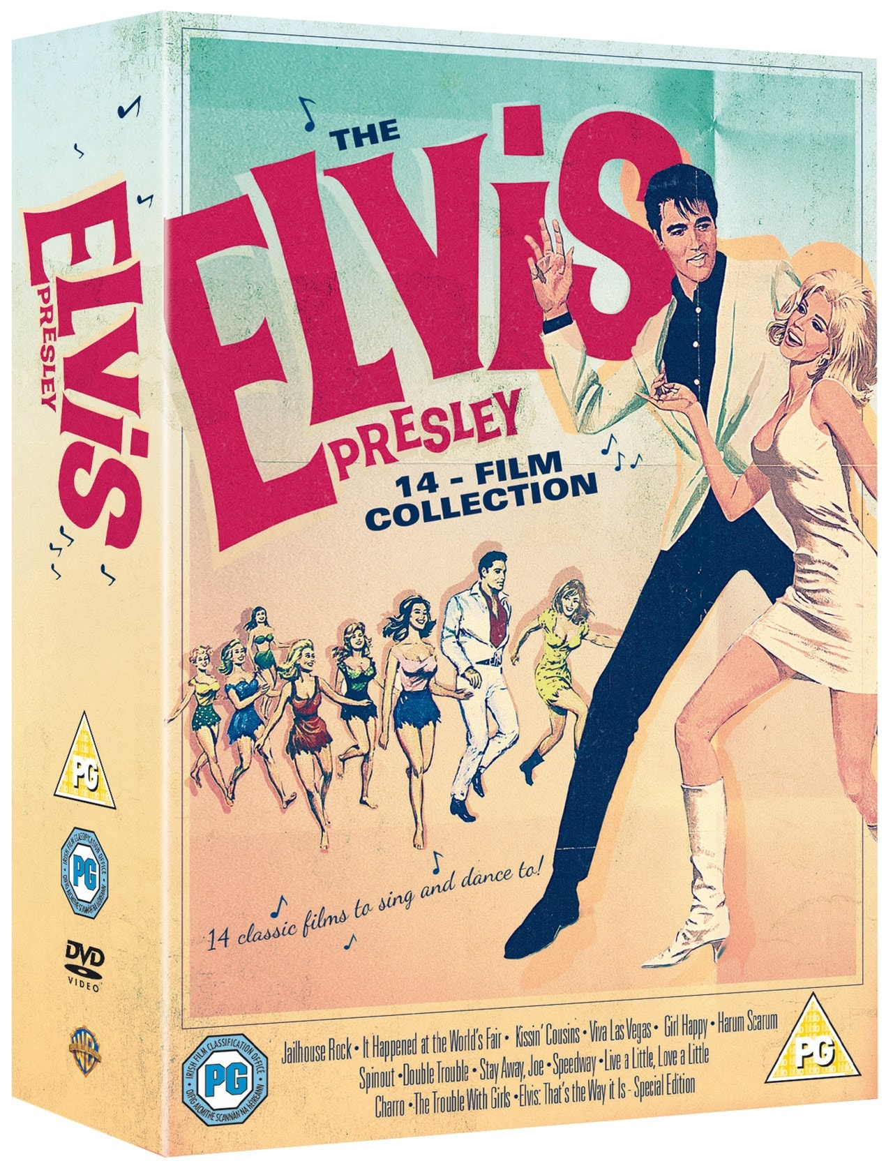 The Elvis Presley 14-film Collection - 2