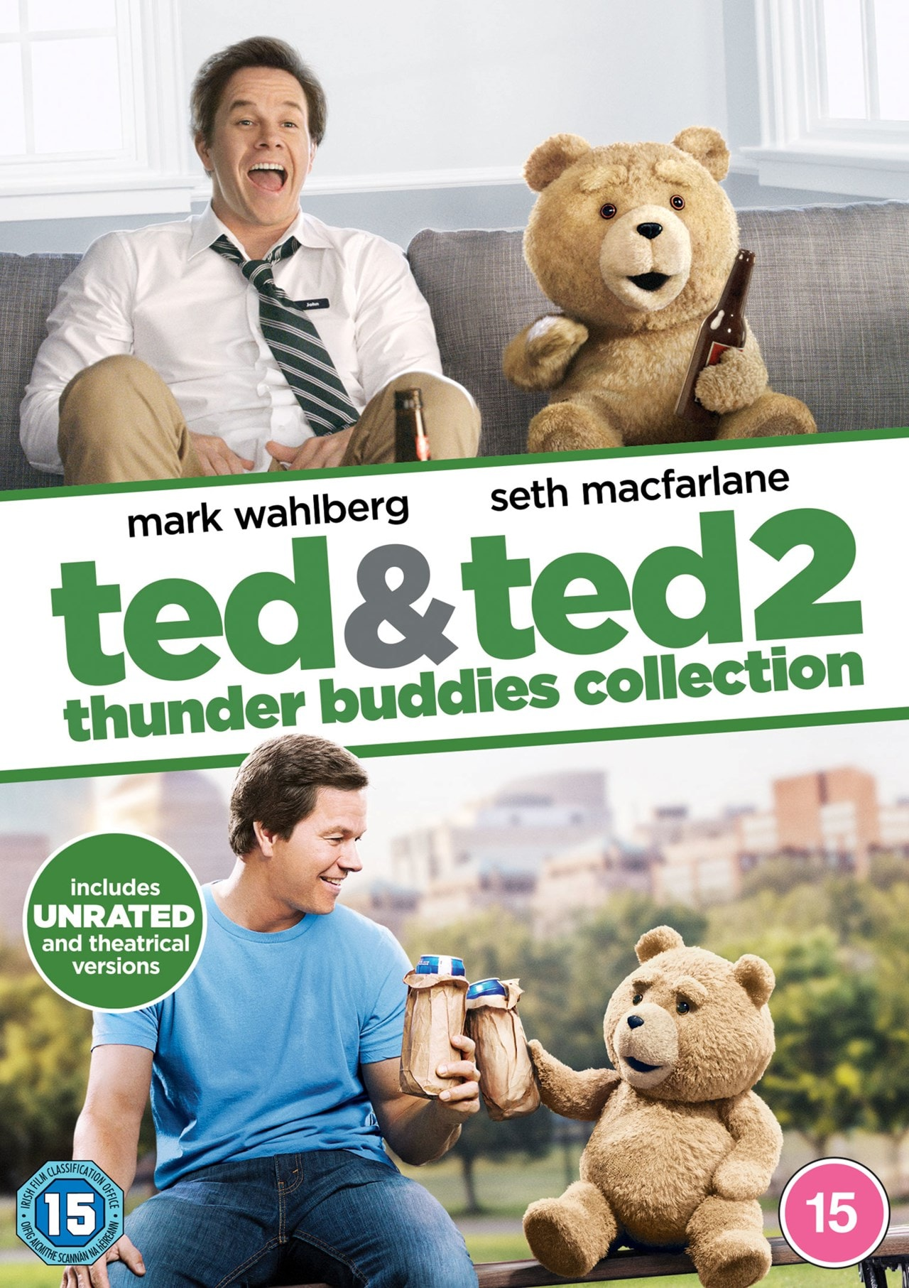 Ted/Ted 2 - 1