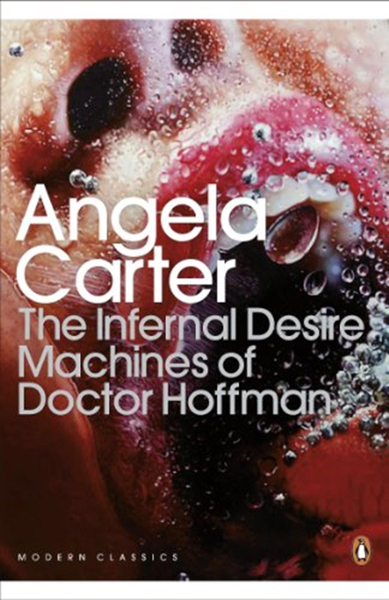 The Infernal Desire Machines Of Doctor Hoffman - 1