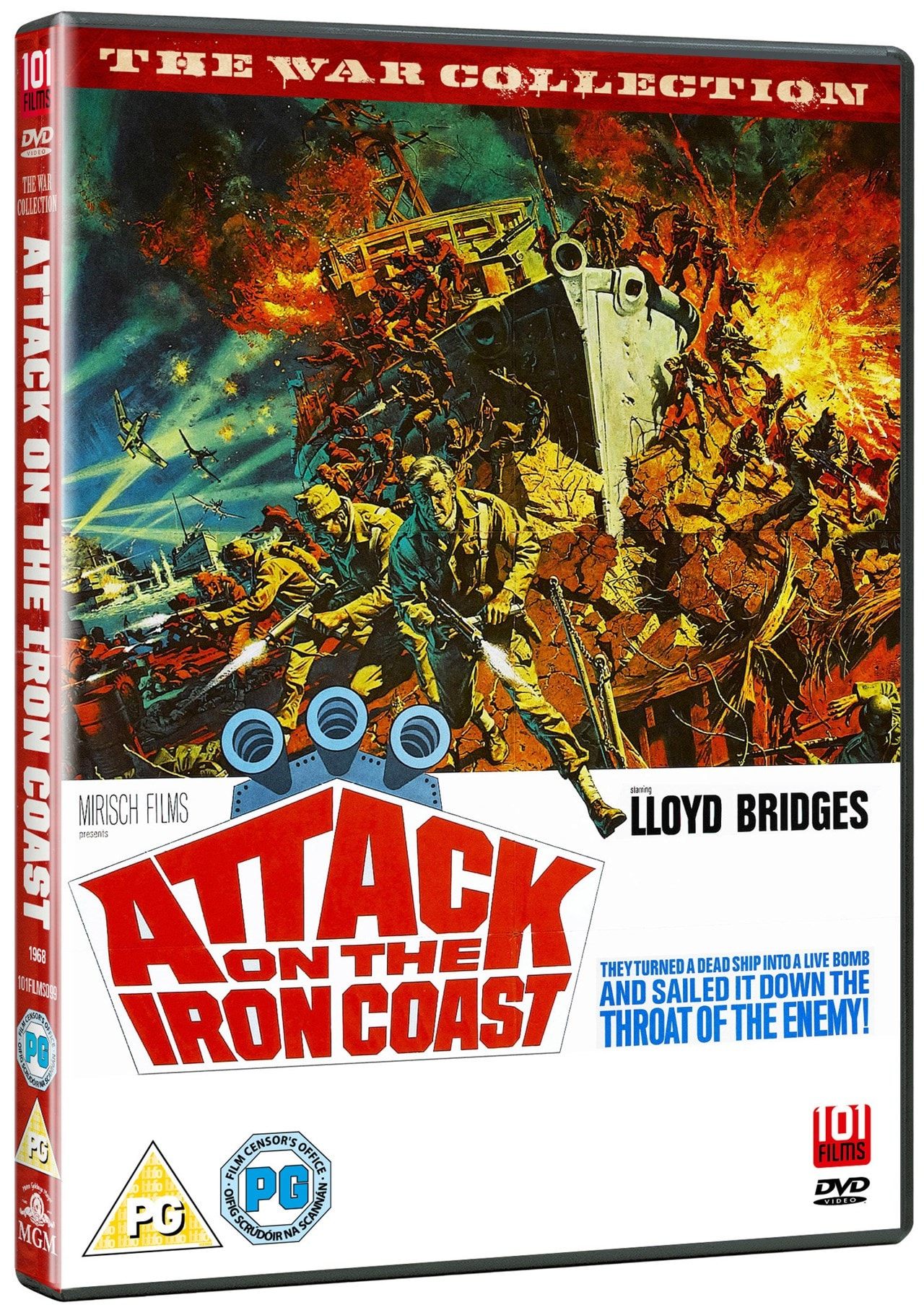Attack On the Iron Coast - 2