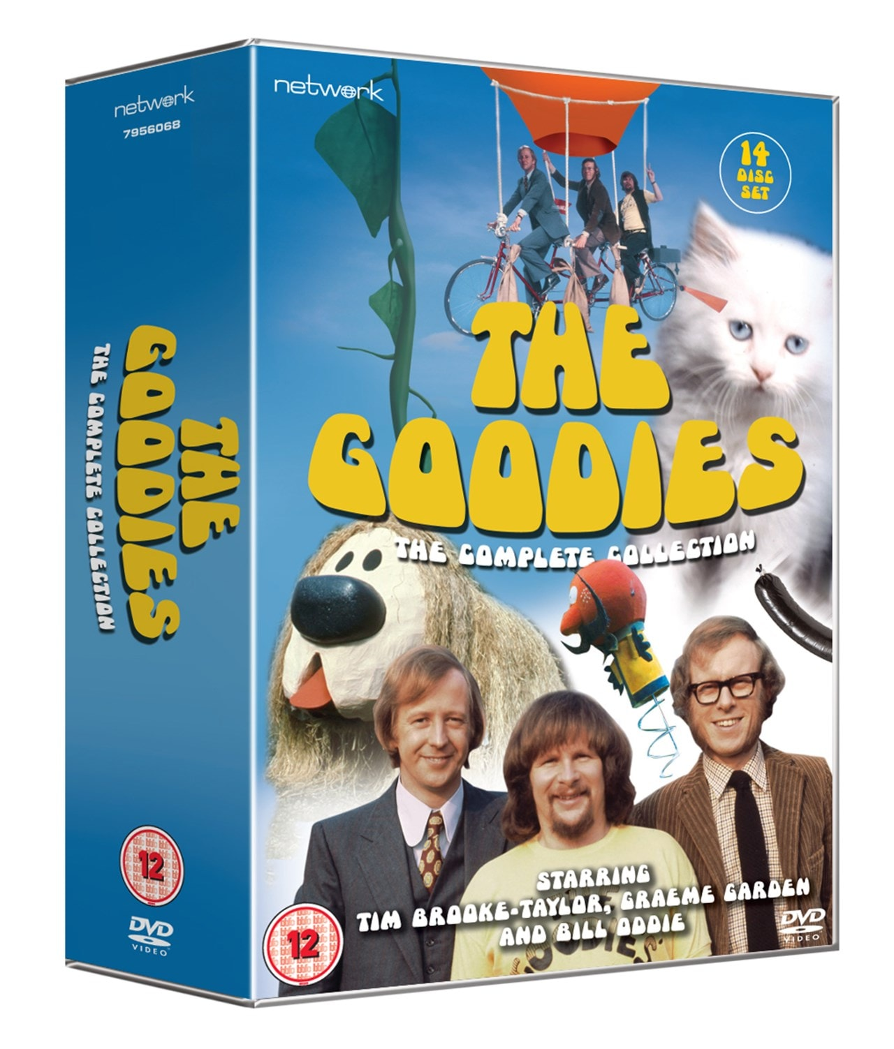The Goodies: The Complete Collection - 2