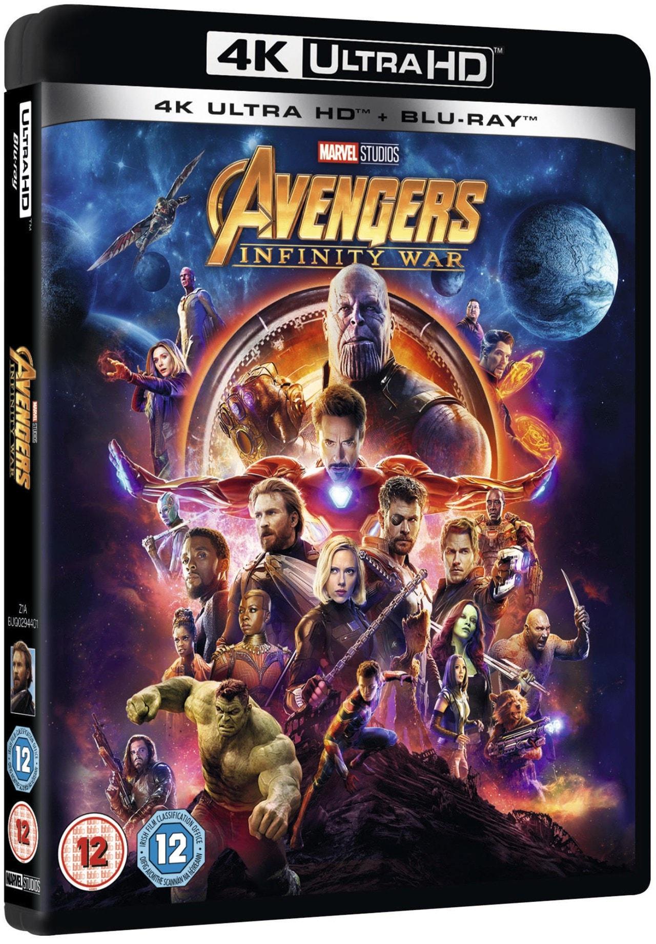 Avengers: Infinity War - 4