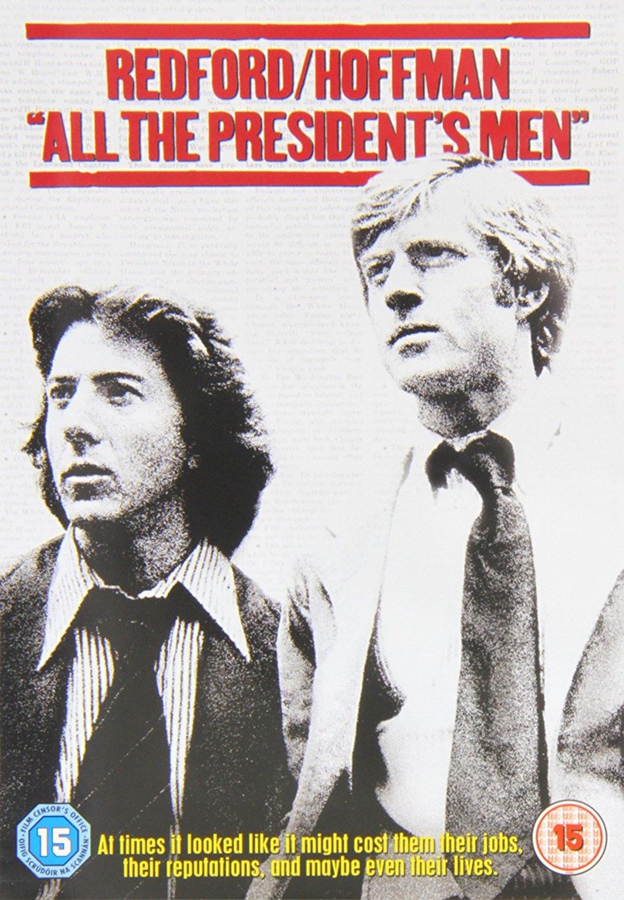 All the President's Men - 1