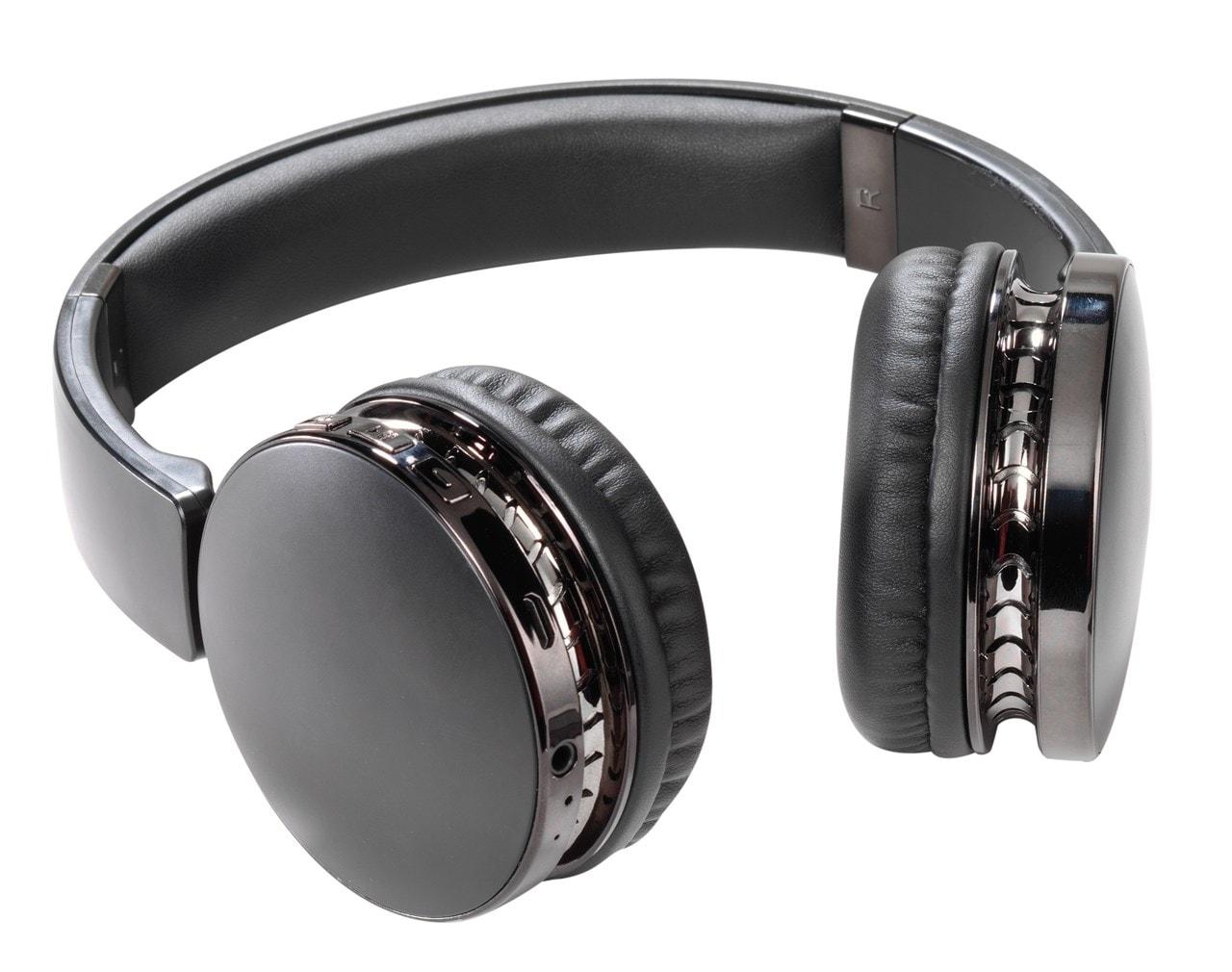 Vivanco Neos Black Bluetooth Headphones - 2