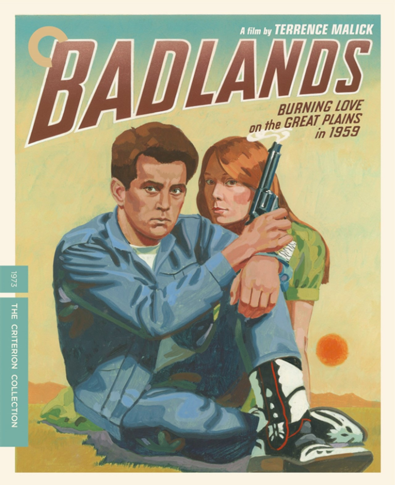 Badlands - The Criterion Collection - 1