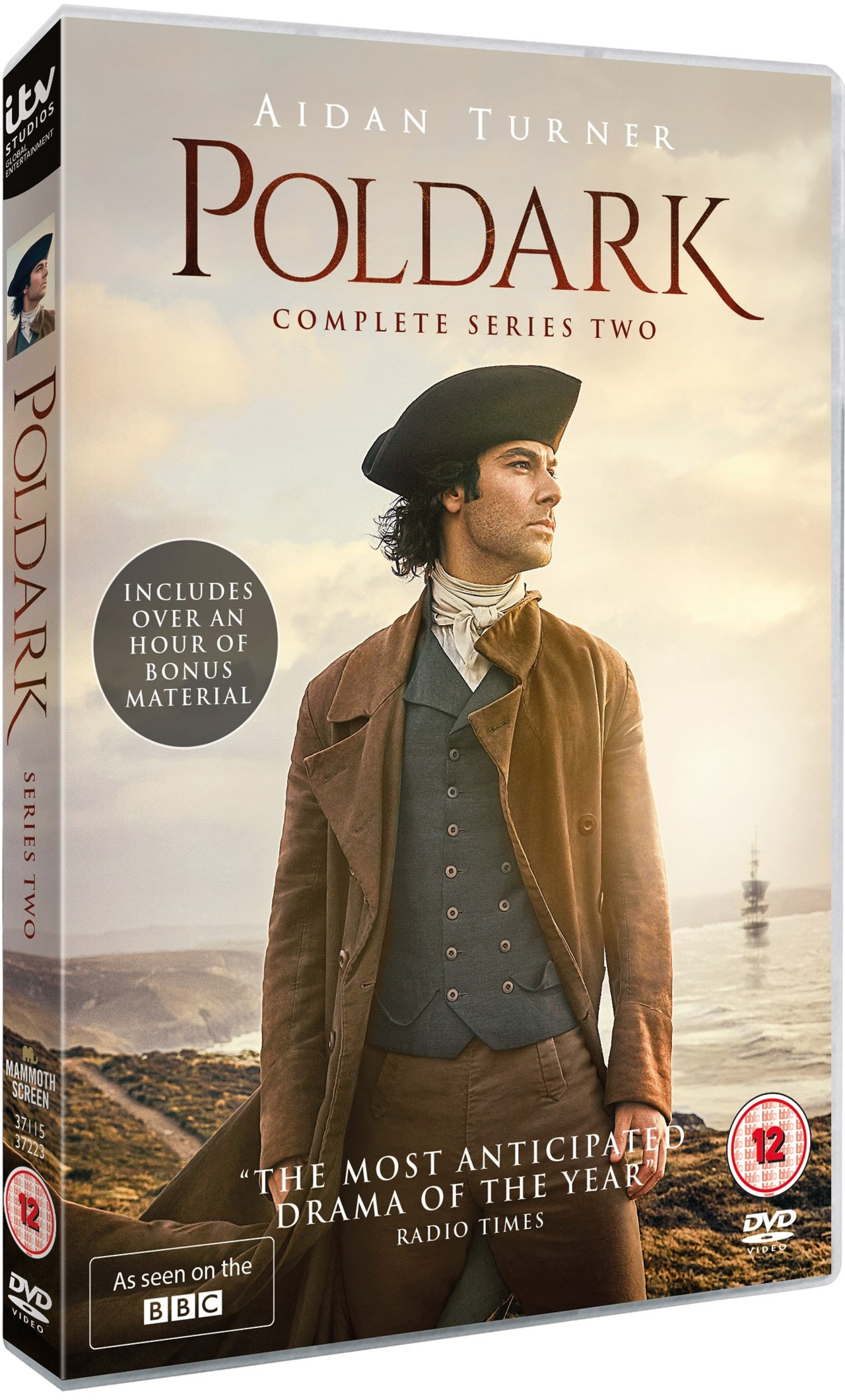 Poldark: Complete Series Two - 2