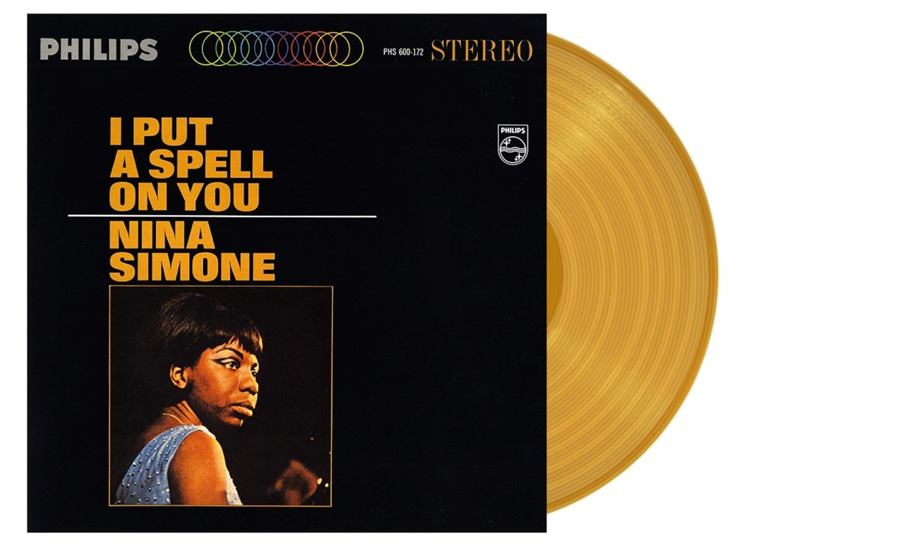 I Put a Spell On You - Yellow Vinyl - 1