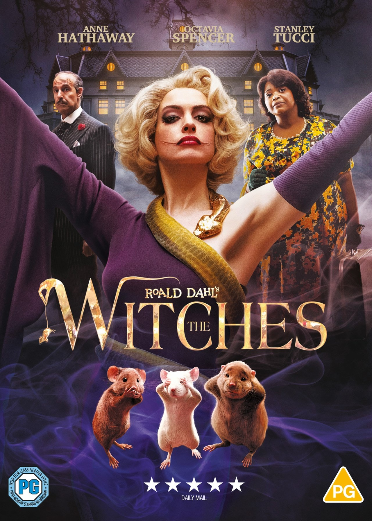 Roald Dahl's The Witches - 1