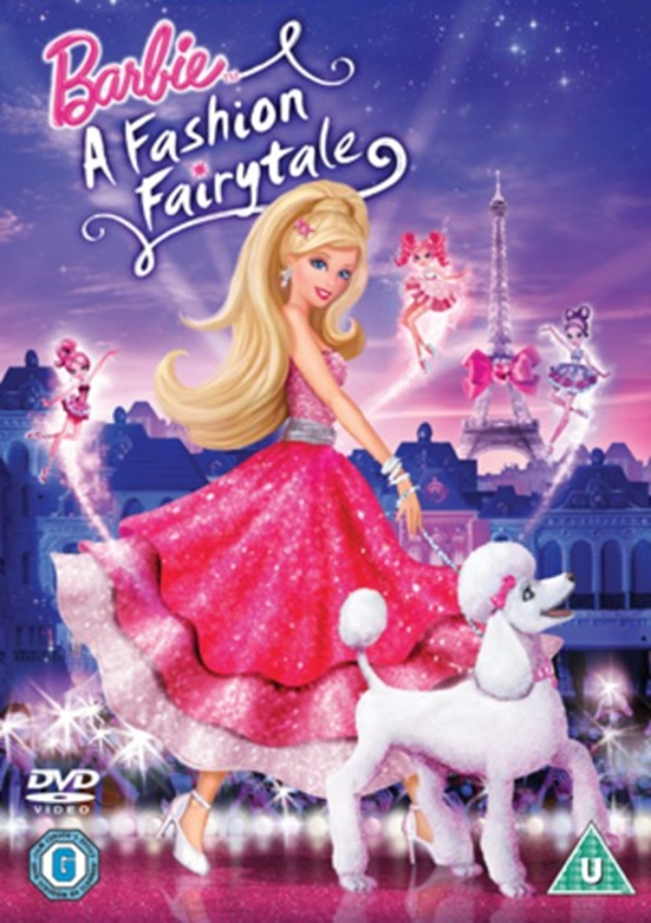 Barbie in a Fashion Fairytale - 1