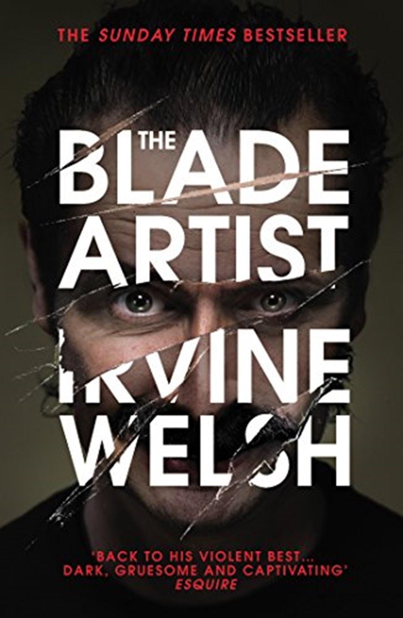 The Blade Artist - 1