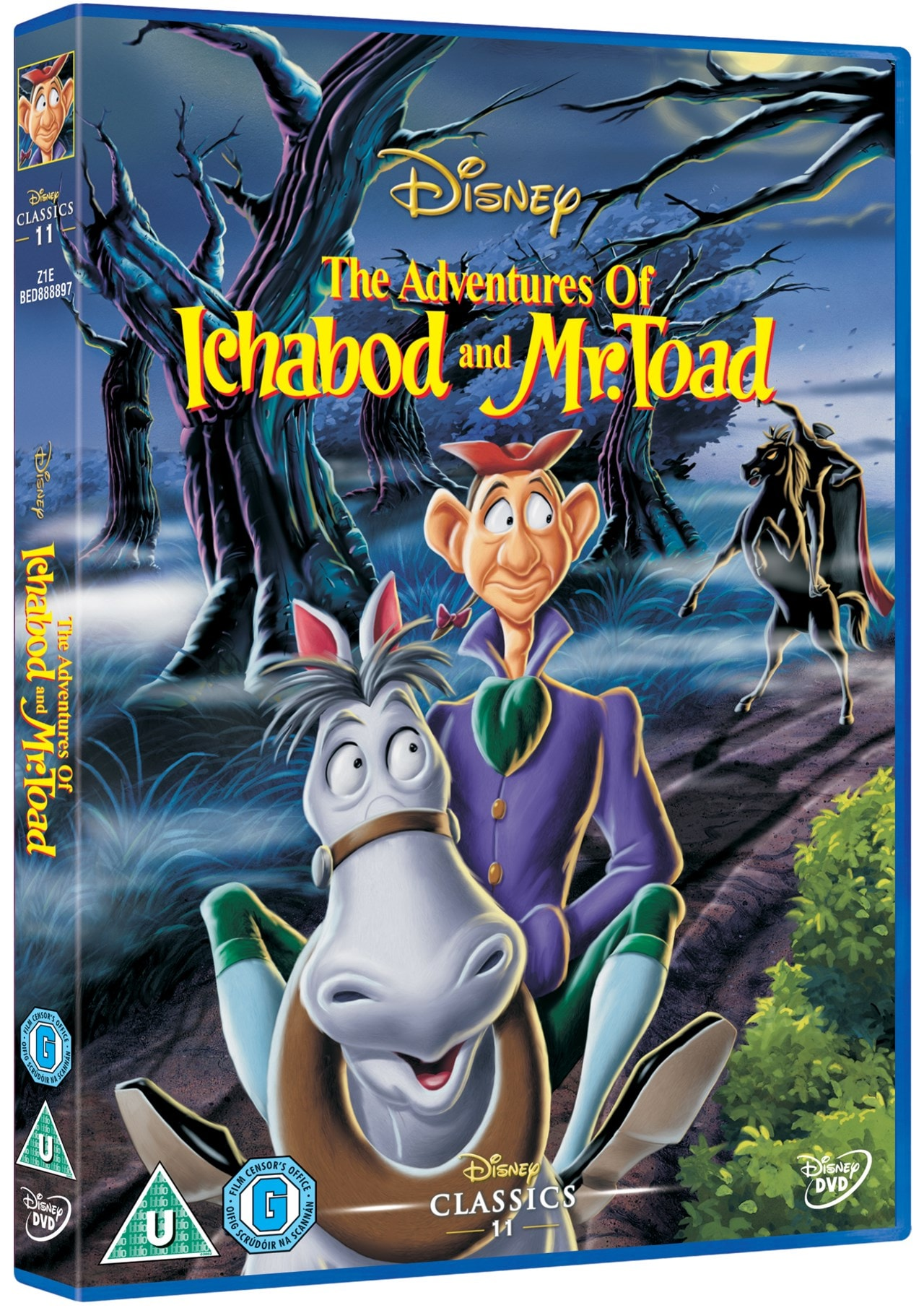 The Adventures of Ichabod and Mr Toad - 4