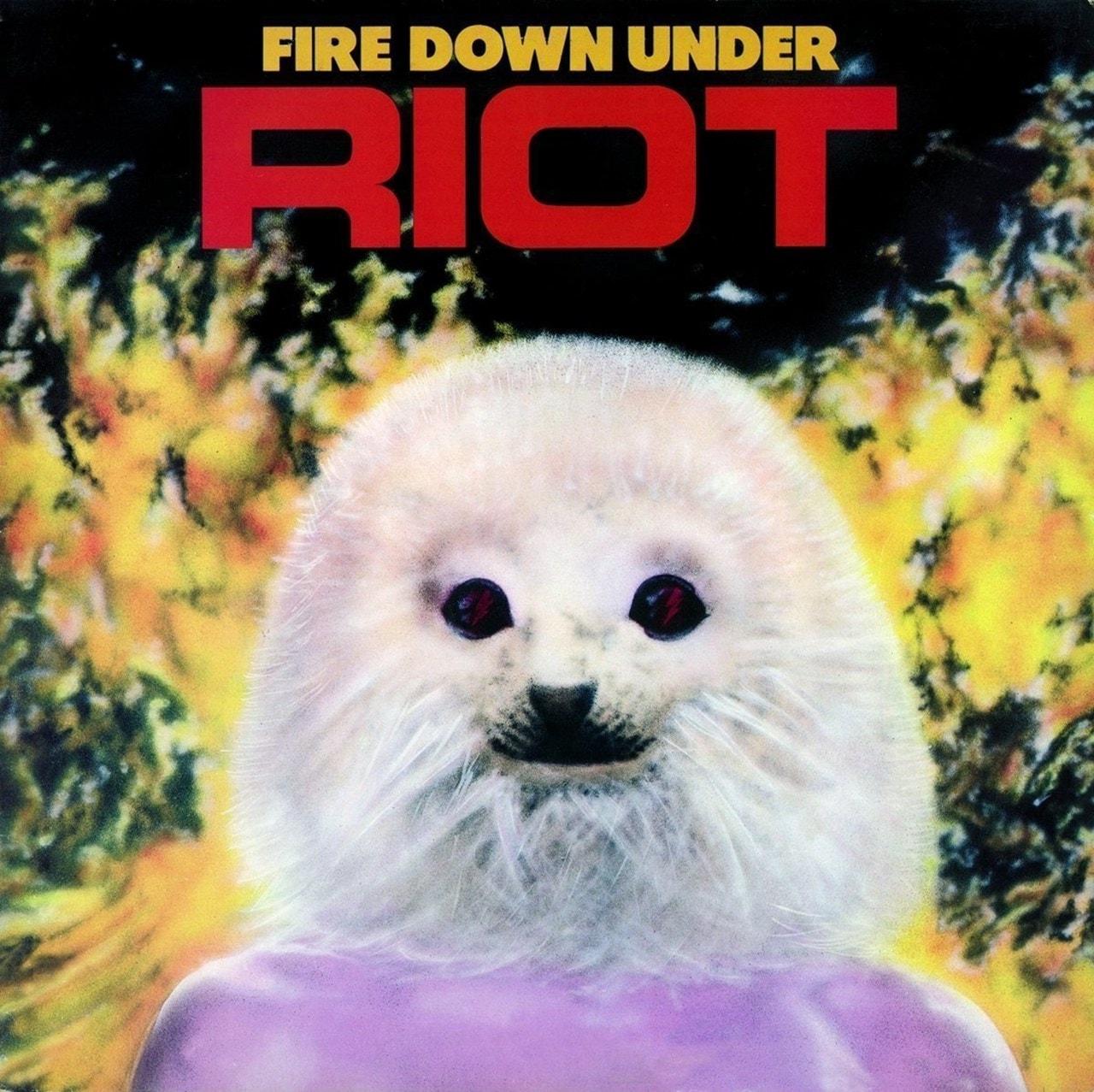 Fire Down Under - 1