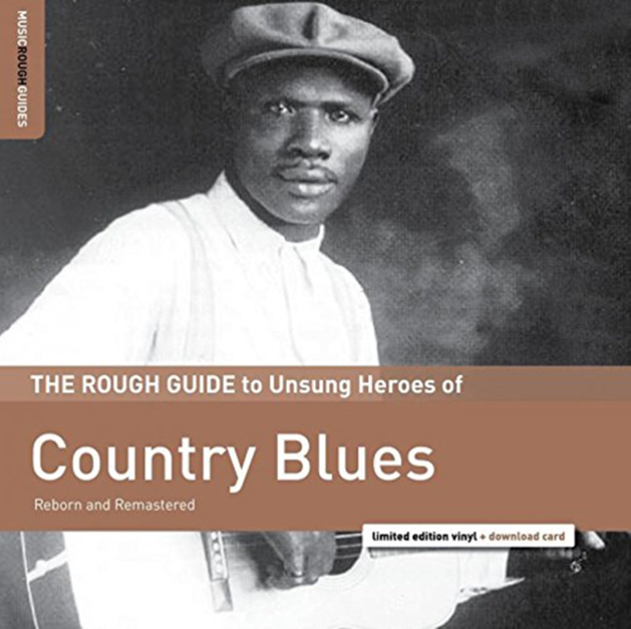 The Rough Guide to Unsung Heroes of Country Blues - 1