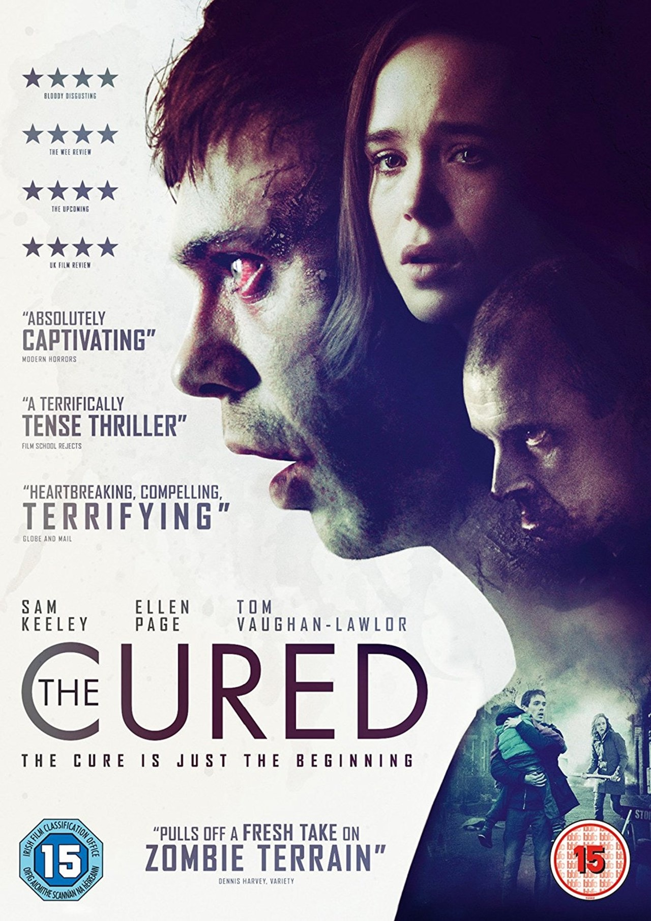 The Cured - 1