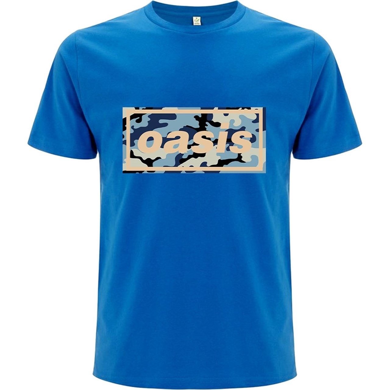Oasis Camo Logo (Small) - 1