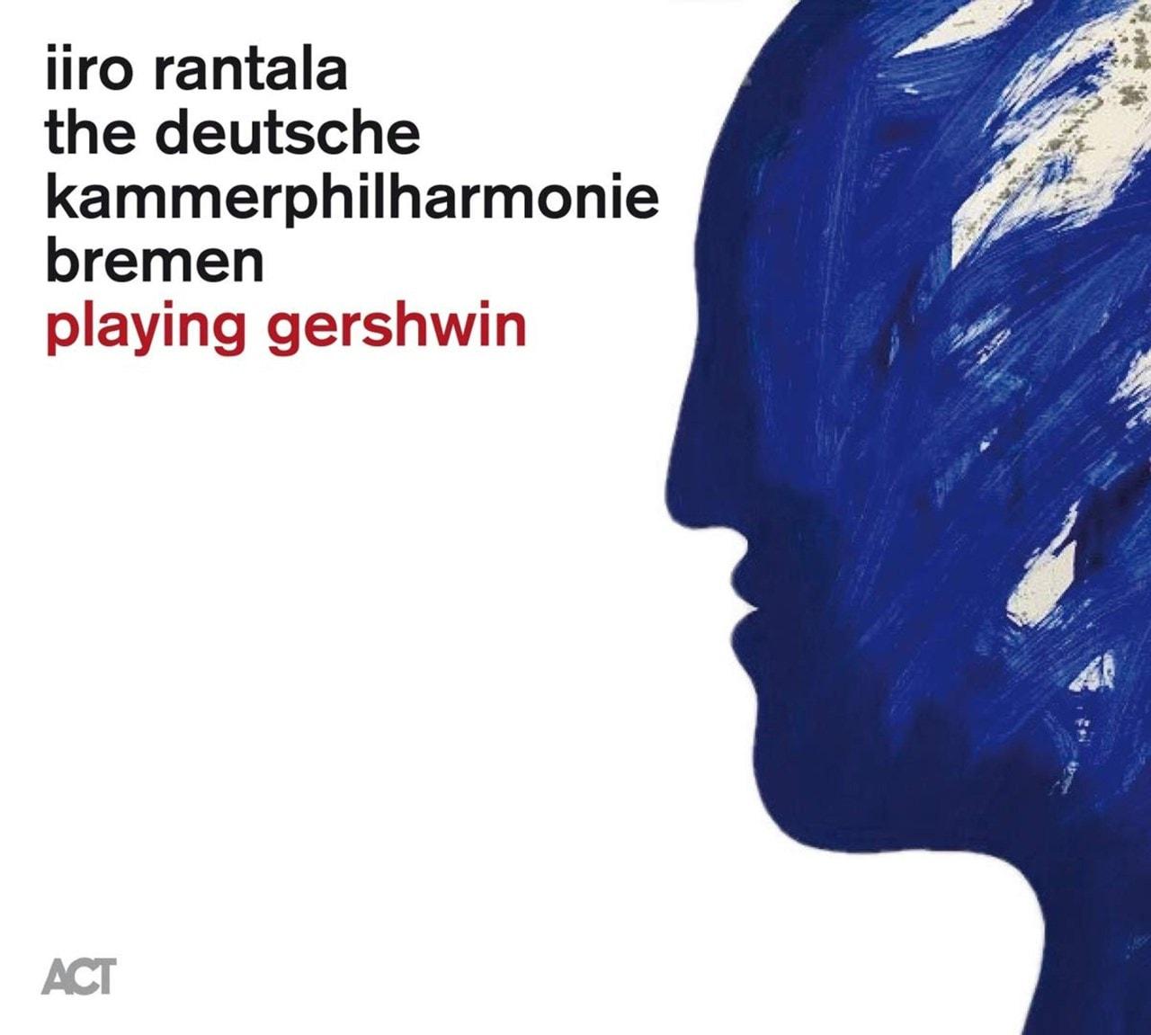 Playing Gershwin - 1
