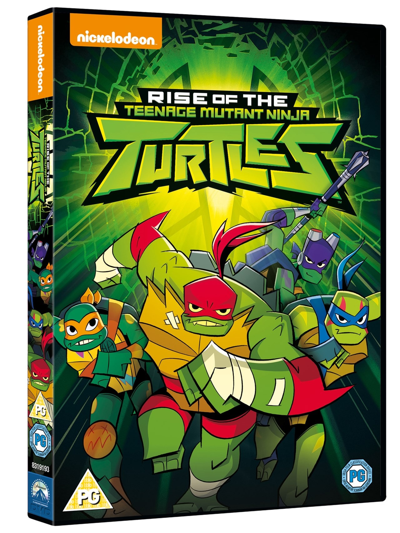 Rise of the Teenage Mutant Ninja Turtles - 2