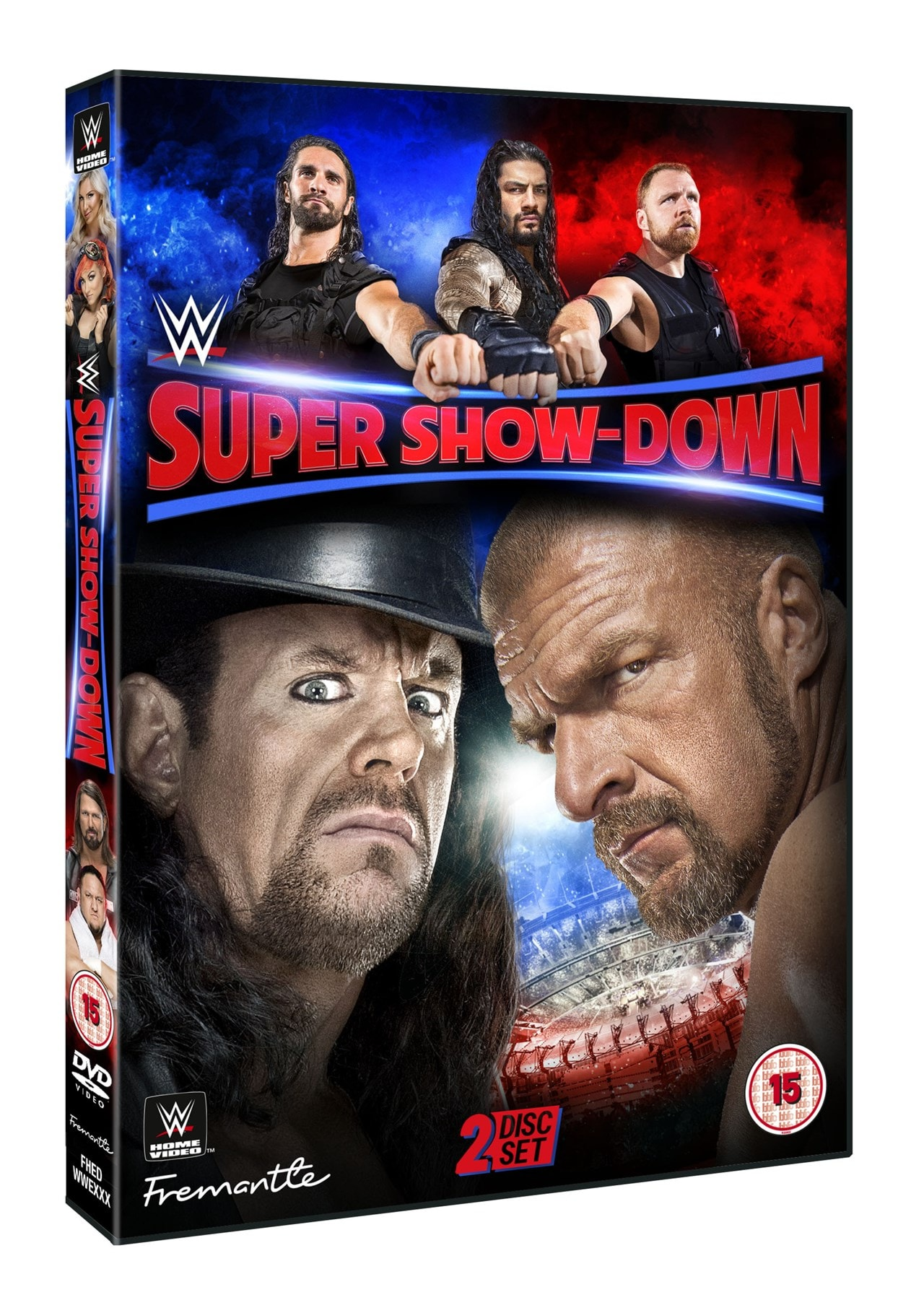 WWE: Super Show-down - 1