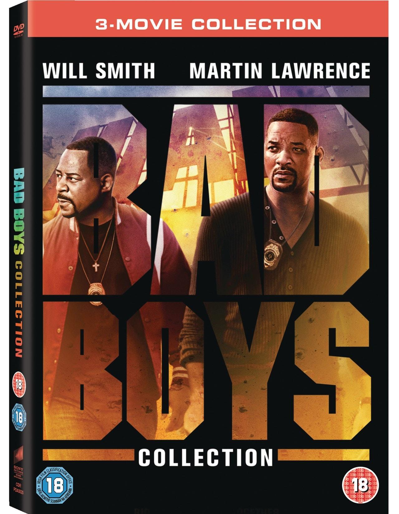 Bad Boys/Bad Boys II/Bad Boys for Life - 2