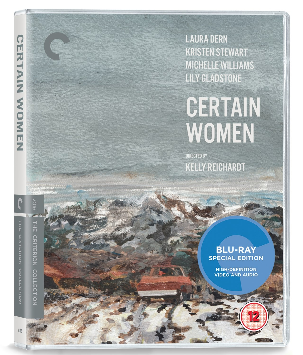 Certain Women - The Criterion Collection - 2