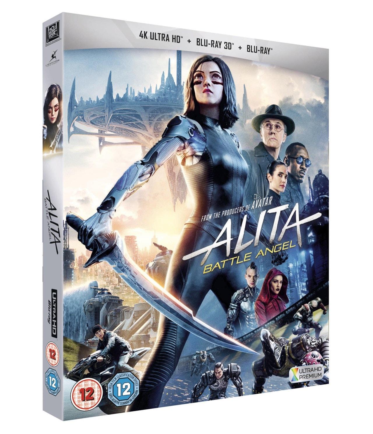 Alita - Battle Angel - 2