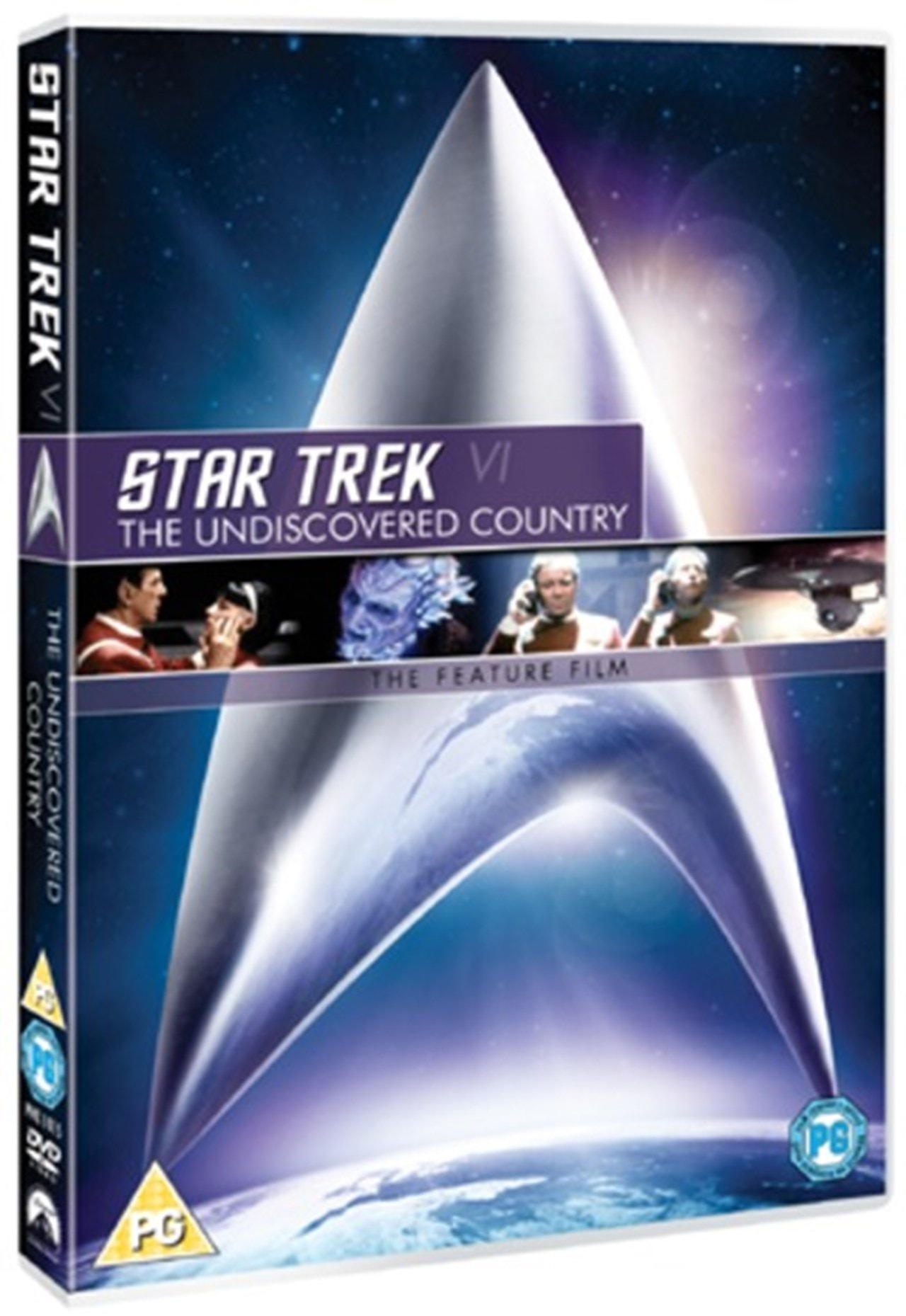 Star Trek 6 - The Undiscovered Country - 1