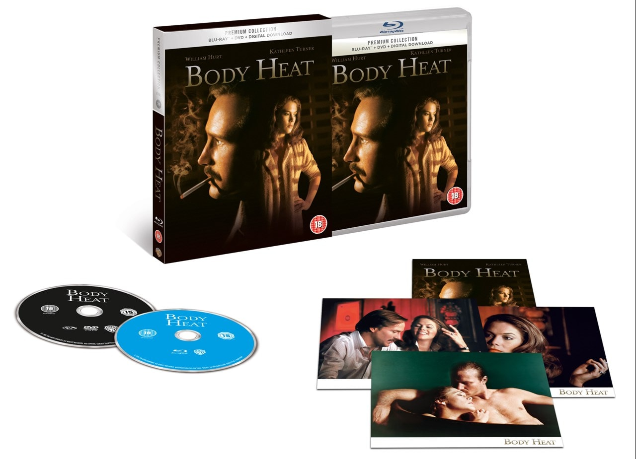 Body Heat (hmv Exclusive) - The Premium Collection - 3