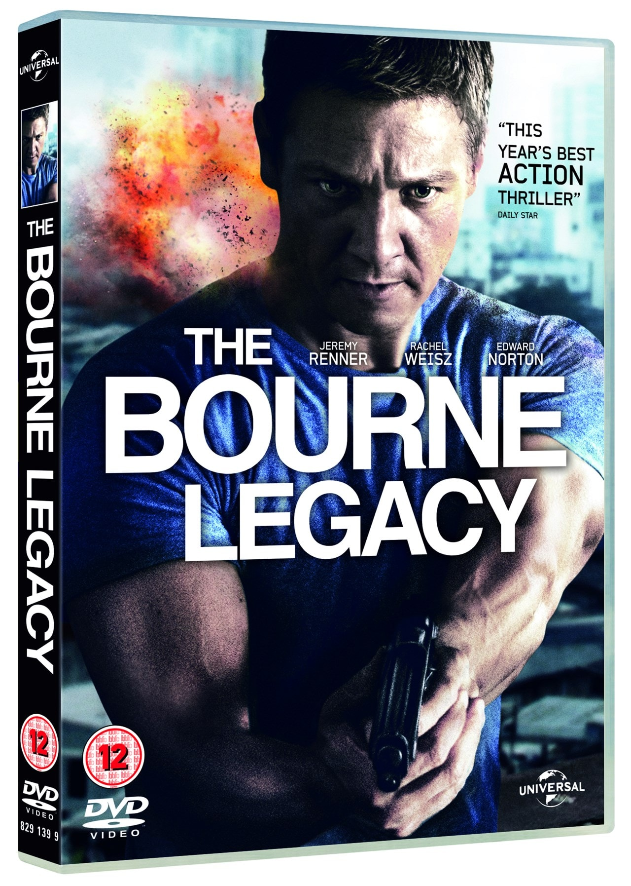 The Bourne Legacy - 2