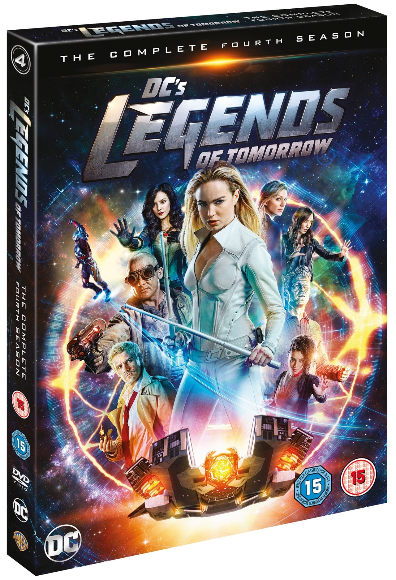 DC's Legends of Tomorrow: The Complete Fourth Season - 2