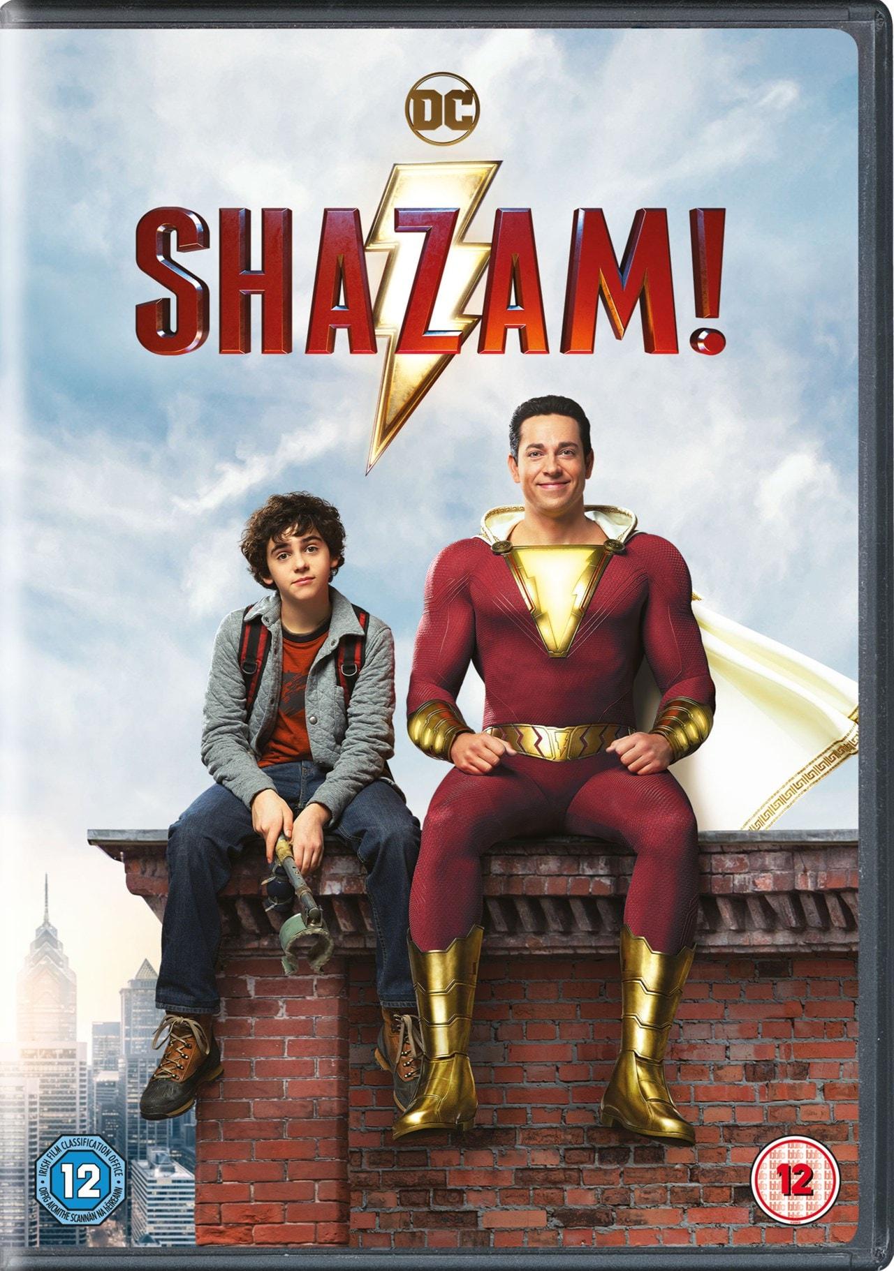 SHAZAM! Stills Put The Spotlight On The Marvel Family, A