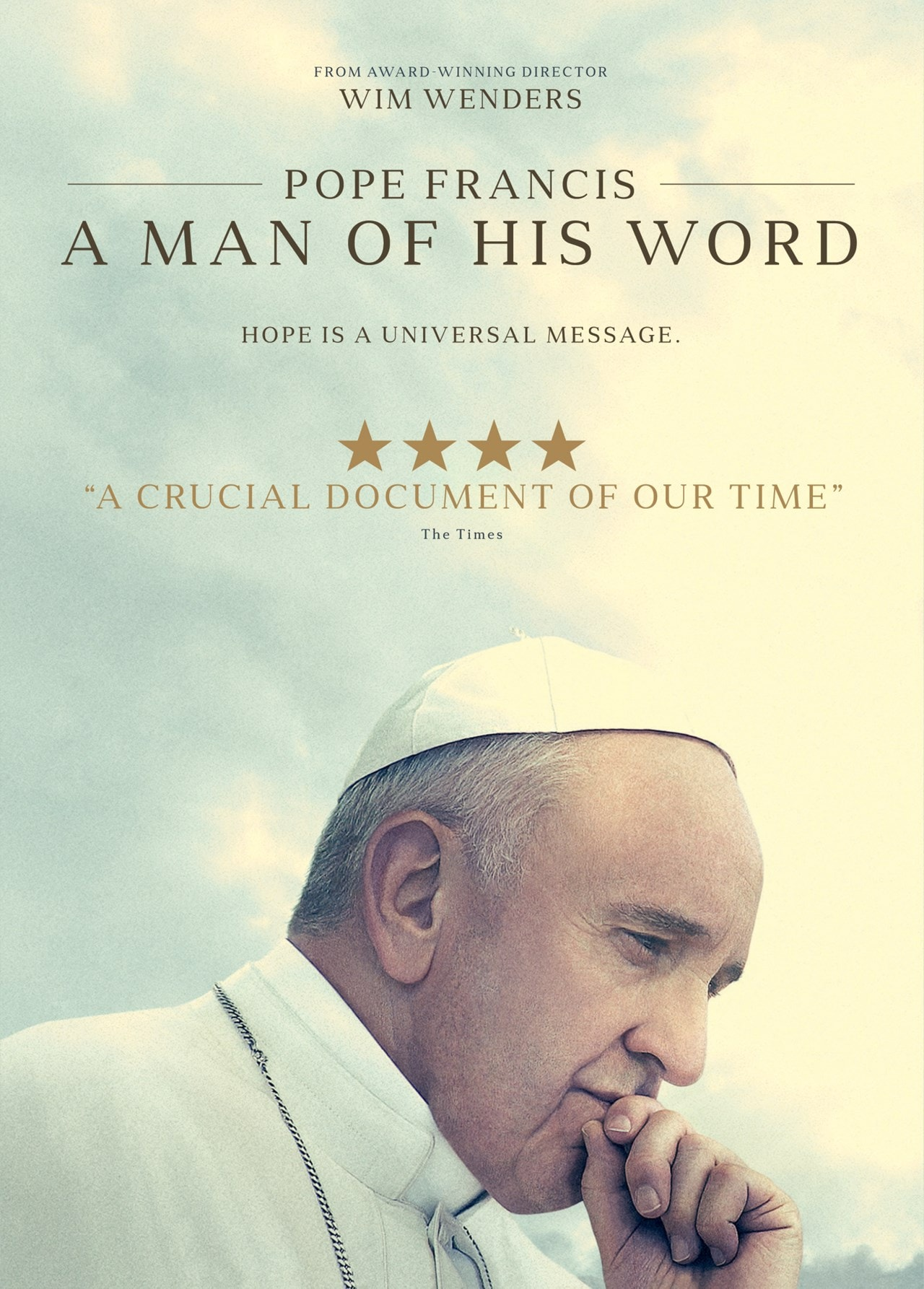 Pope Francis - A Man of His Word - 1