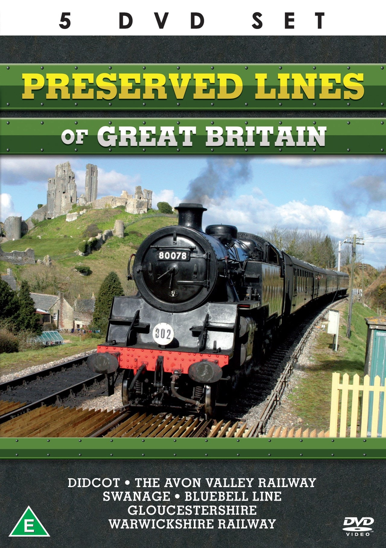 Preserved Lines of Great Britain - 1