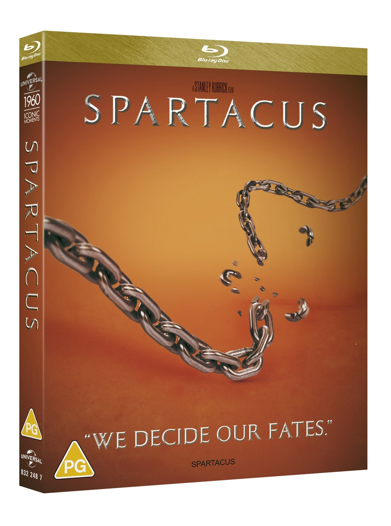Spartacus - Iconic Moments (hmv Exclusive) - 2
