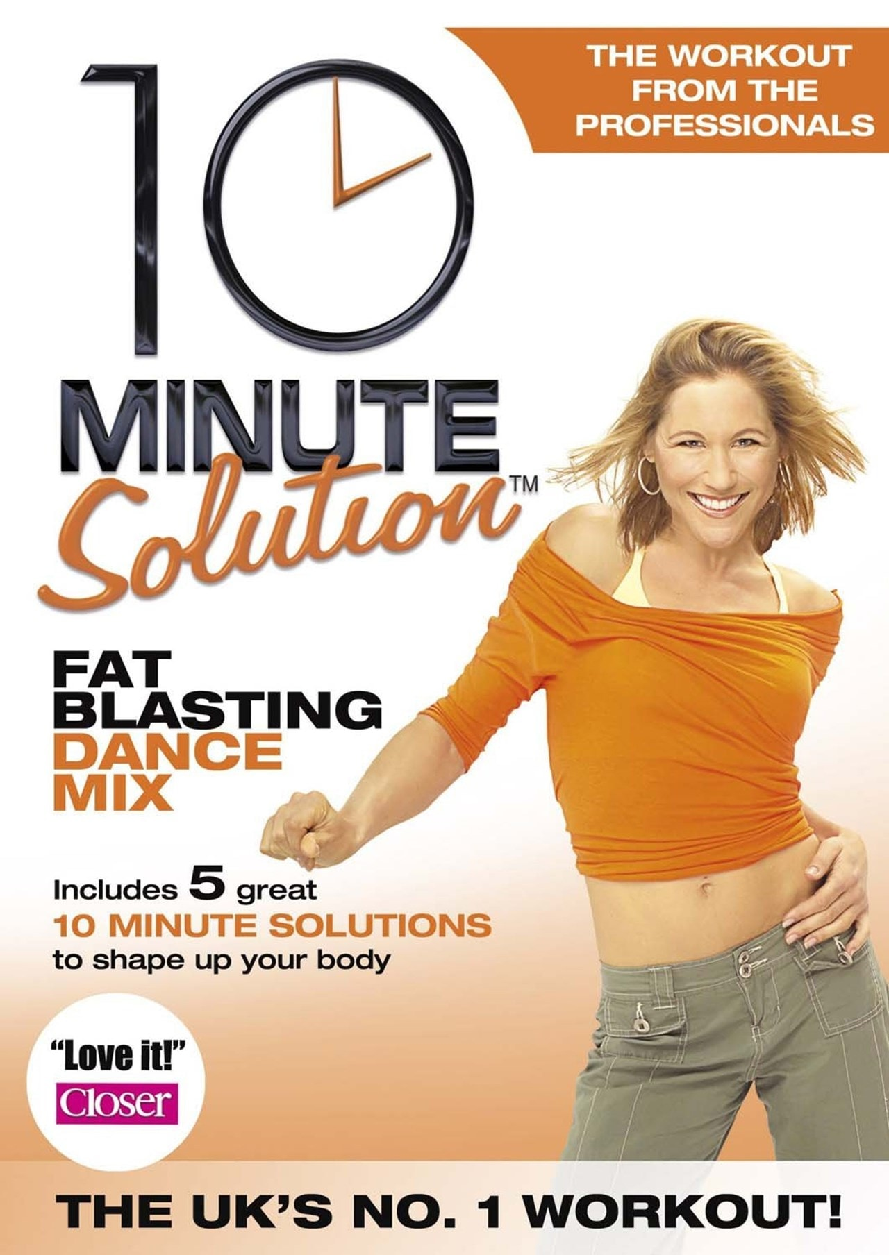 10 Minute Solution Fat Blasting Dance Mix - 1