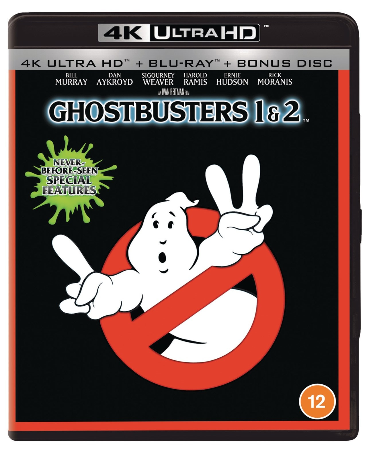 Ghostbusters/Ghostbusters 2 - 1