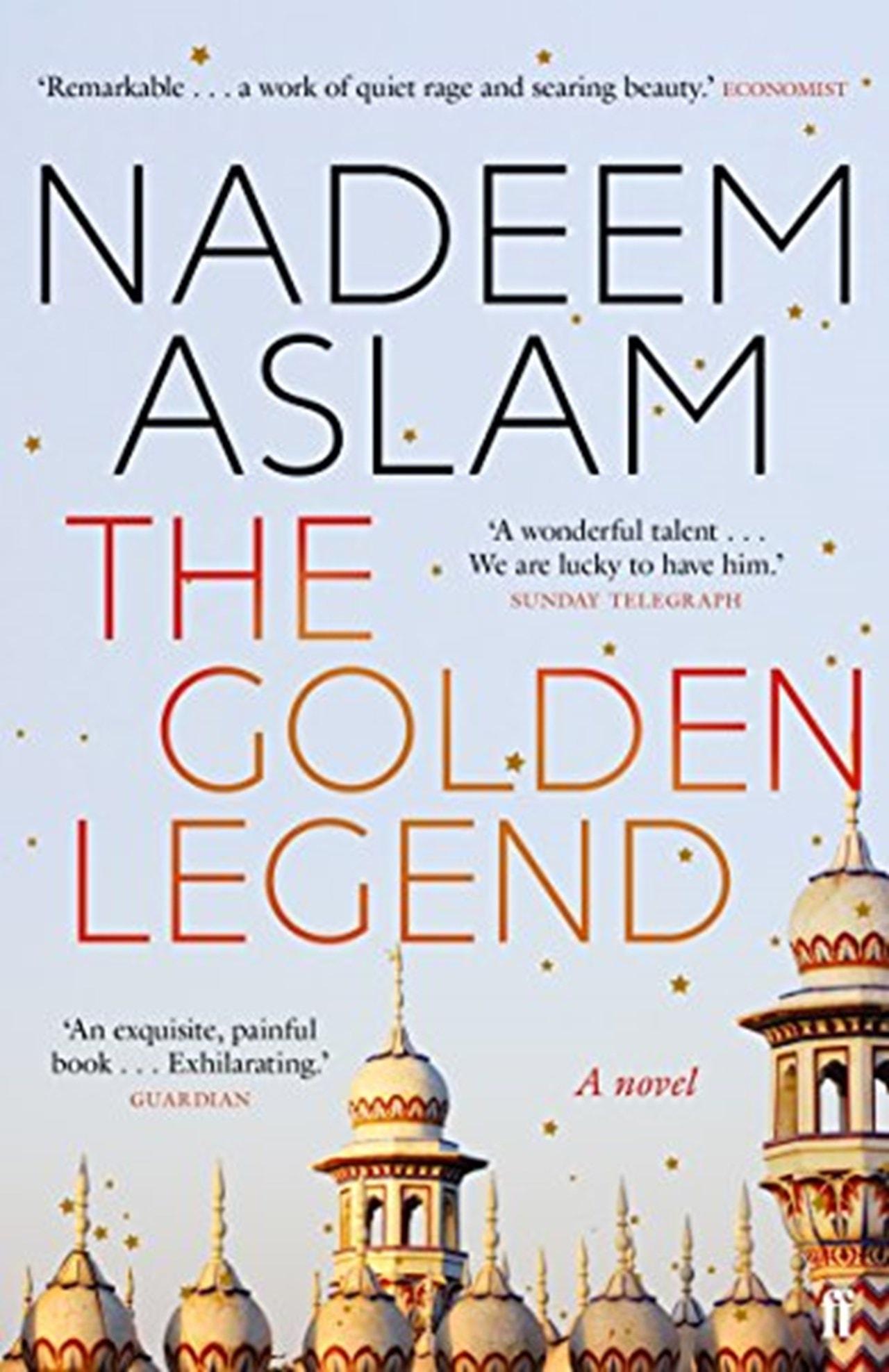 The Golden Legend - 1