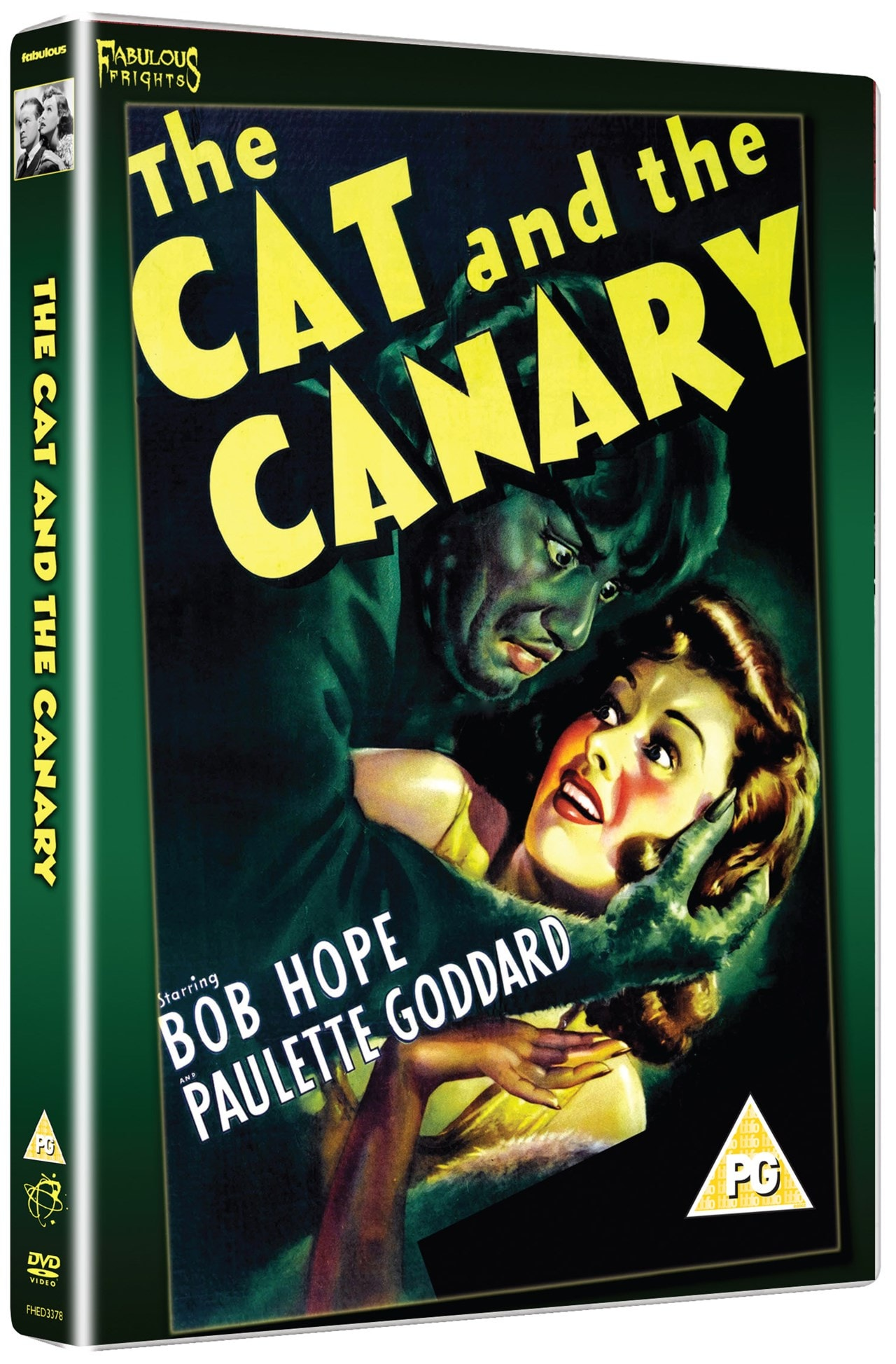 The Cat and the Canary - 2
